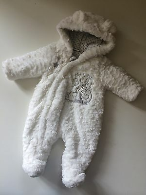 *Baby Boys Clothes/ Lovely Baby Boys Newborn Disney Snowsuit*