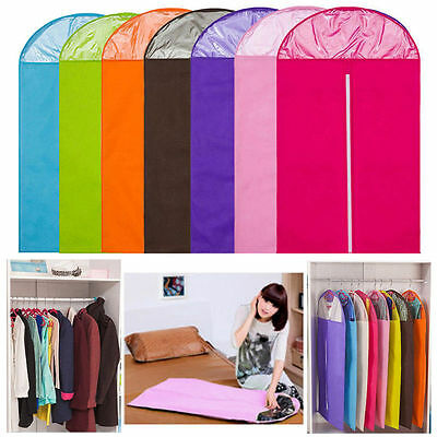 Home Storage Protect Cover Prevent dust Travel Bag for Dress Clothes Coat Jacket
