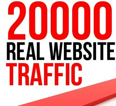 Drive Unlimited Genuine Traffic To Your Webpage For One Month