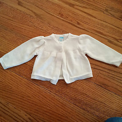 Old Navy Infant Baby Girls Cardigan Size 3-6 Months