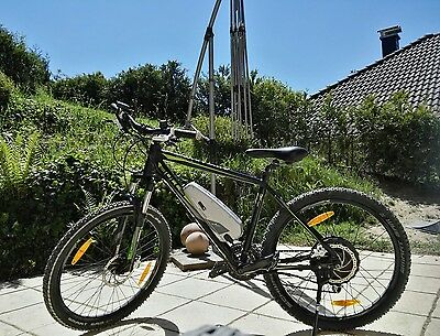 fahrrad bulls green mover mountainbike e bike 26 zoll. Black Bedroom Furniture Sets. Home Design Ideas