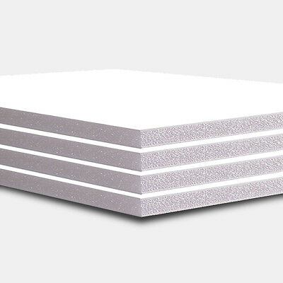 A4,A3,A2,A1 Size 3mm White, Black  Foam Board, Pack of 1-50 CFC & ACID FREE NEW
