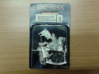 LOTR Lord Of The Rings KHANDISH CHIEFTAIN FT AND MTD metal OOP sealed