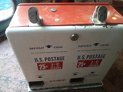 old u.s. postage stamp machine