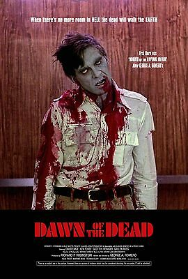 Dawn Of The Dead (1978) '005' - George Romero - Vintage poster