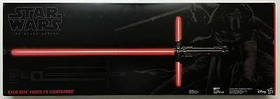 New Star Wars The Force Awakens Black Series Kylo Ren Force Fx Deluxe Lightsaber