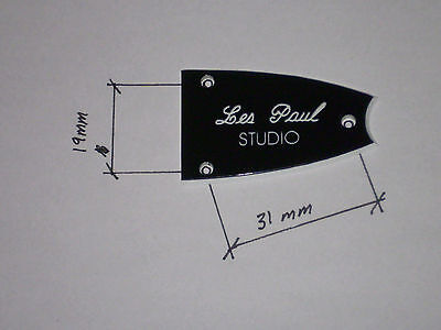 Les Paul Studio Truss Rod Cover LP