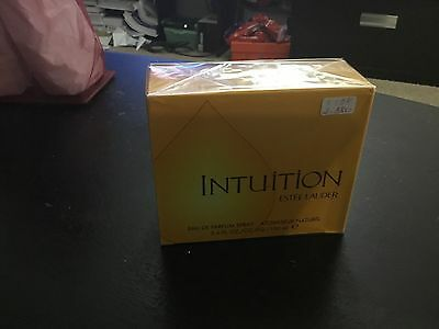 Intuition by Estee Lauder 3.4 oz (100ml) EDP spray for Women NEW IN SEALED BOX