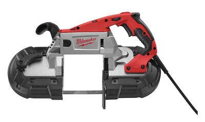 Corded Compact Deep Cut Band Saw Portable Electric Variable Speed 11 Amp Metal