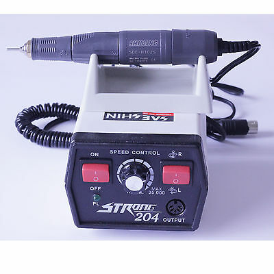 SHIYANG Micro Motor Micromotor +35000 35K RPM Handpiece Dental Lab Polishing