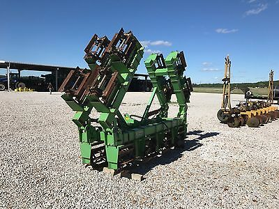 "Besler Stalk Chopper 8 Row 36"" Hydraulic Folding -- Tillage, Seeding & Planting"