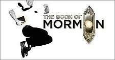 Book of Mormon Tickets at Pantages 5/30/17