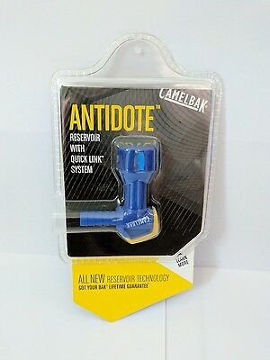 New Camelbak Ergo HydroLock + Big Bite Valve Replacement Parts Free Shipping
