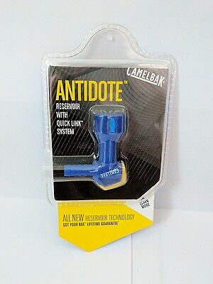 NEW WITHOUT TAGS! Camelbak Ergo HydroLock + Big Bite Valve Replacement Parts