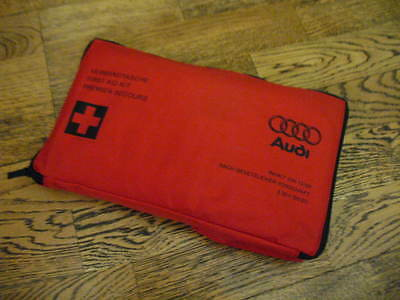 Audi A4 A6 New First Aid Kit Bag Case 8E0860281 8E0 860 281