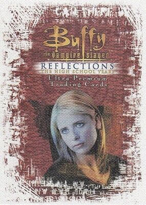 Buffy ReflectionsTrading Card Set (72 Cards)