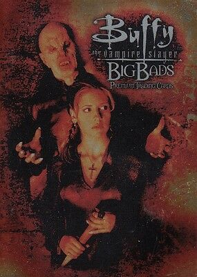 Buffy Big BadsTrading Card Set (72 Cards)