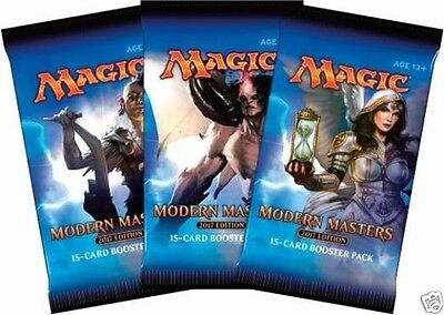 MTG Magic: the Gathering Modern Masters 2017 x3 New Booster Packs
