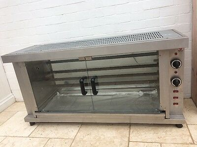 rotisserie chicken rotisserie electric roaster 8 chickens used 5 times stainles