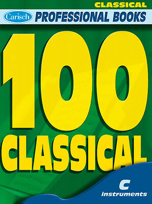 100 CLASSICAL 100 SUCCESSI MUSICA CLASSICA TESTI in DO LINEA MELODICA e ACCORDI