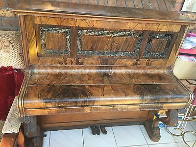 D'almaine And Co London Piano , Claw Feet Legs