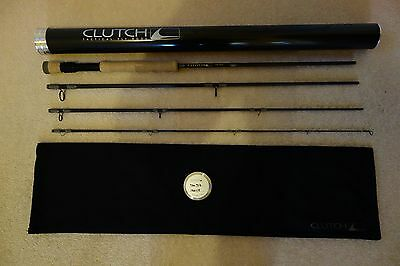 Clutch TACTICAL TSx 912 Fly Fishing Rod - 9ft - 12wt - tropical - saltwater