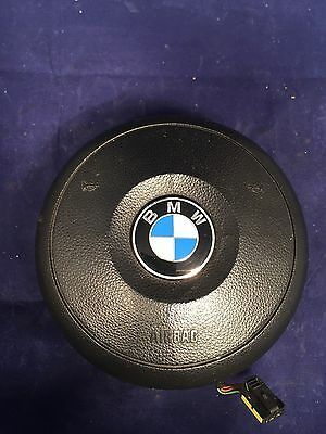 BMW ORIGINAL 5/6 E60/E61/E63/E64 645 650 M-Sport M-Tech STEERING WHEEL AIRBAG