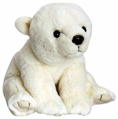 Polar Bear Soft Toy Plush Keel Toys