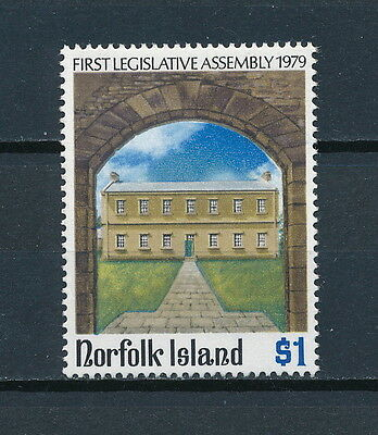 Norfolk Island 249 MNH, Legislative Assembly, 1979