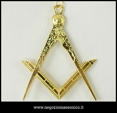 Masonic Scottish Rite Master Mason Pendant Jewel
