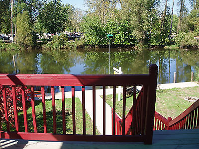 Chain Of Lakes Waterfront Home Lake County Illinois
