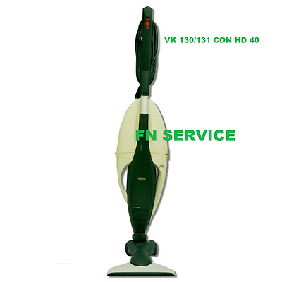 ASPIRAPOLVERE VORWERK FOLLETTO vk130 vk131 HD40  (NO vk 200 vk150 140 135131 121