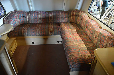 Caravan Cushions - Sprung Loaded - Ideal Replacement or Camper Conversion