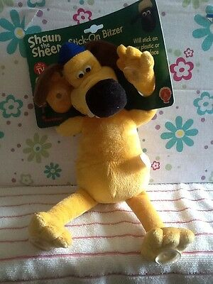 shaun the sheep Stick On Bitzer From Tv Show