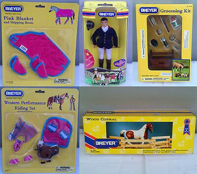 BREYER - LOTTO SET COMPLETO -  lot show jumping breyer - new boxed