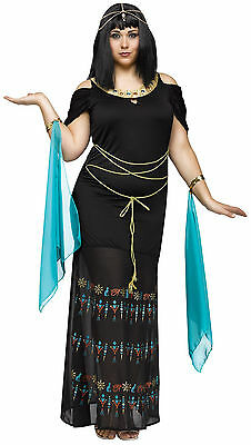 Adult Cleopatra Egyptian Queen of The Nile Costume Plus Size