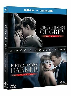 Fifty Shades: 2-movie Collection (with Digital Download) [Blu-ray]