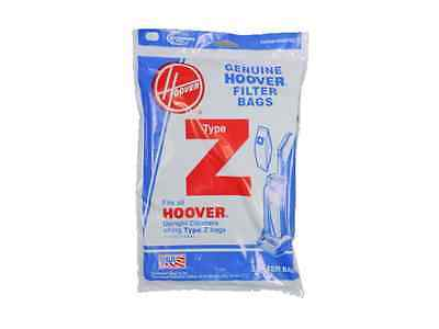 Genuine Hoover Style Z Vacuum Bags Type 4010075Z PowerMax Dimension TurboPower