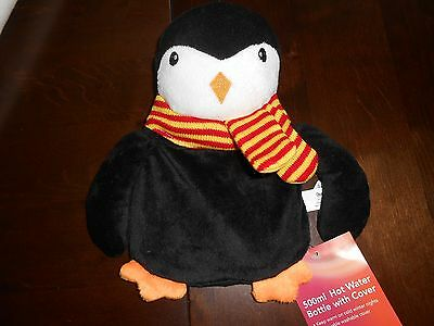Hot Water Bottle Penguin Outer Brand New With Tags