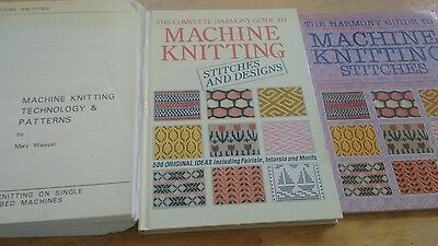 Knitting Machine  books