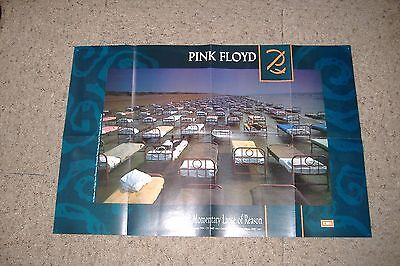"""Pink Floyd """"A Momentary Lapse of Reason"""" Promo Poster EMI 30""""x 20"""" Rare"""