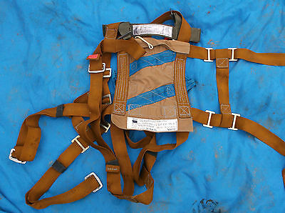 raf irvine parachute harnessnice condition