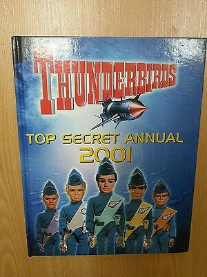 Thunderbirds Annual 2001 New  excellent condition