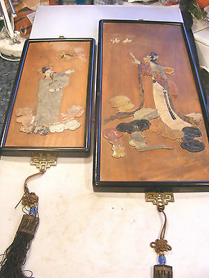 2 Antique Jade Hardstone Closionne Pictures