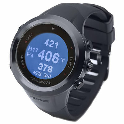 Golf & Fitness GPS Reloj / Watch Voice caddie T2 2017 Model.