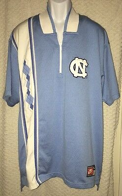 North Carolina Tar Heels Basketball Warm-Up Jersey size XL by NIKE