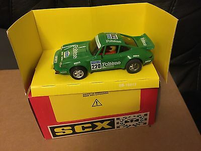 M/B scx discontinued SCX/EXIN PORSCHE 953 FOLTEINE REF 8353 NEW AND UNUSED RARE