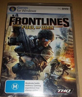 Frontlines - Fuel Of War - Pc Dvd Rom Game