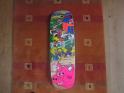 Mike Vallely world Industries (not C and D or streetplant) Barnyard deck