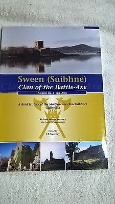 Sween Clan of the Battleaxe